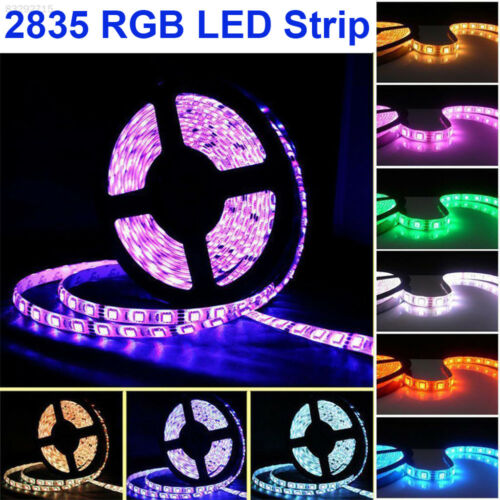 95C8 4567 Light Strip LED String Music Control Dimmable Night Lamp Flexible 5M