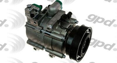 Global Parts Distributors 6512206 New A//C Compressor Fits 03-06 SORENTO