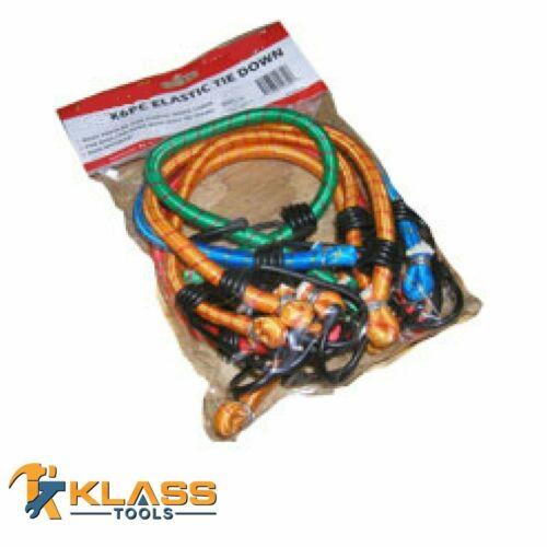 "Bungee Cord 24/"" Inch Elastic Tie Down"