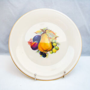 Lenox-USA-Special-L15-034-Pear-034-Salad-Plate-s-EXCELLENT