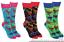 thumbnail 1 - Novelty-fun-adults-Dinosaur-lover-gift-socks-Unisex-One-Size-stocking-filler