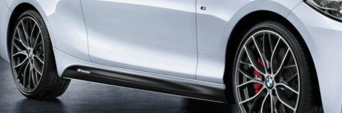 Original BMW M Performance Film paupière 1er Foil Side Sill 1 Series f21