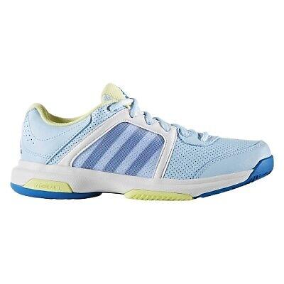 Adidas Donna Ragazze Barricata Aspire Str Tennis Scarpe Da Ginnastica Aq2386 Uk 3.5-7.5-