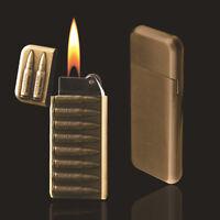 Bullet Cigar Butane Gas Refillable Lighter Jet Flame Cigarette Lighter