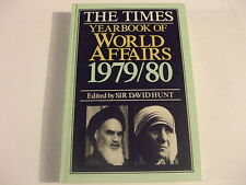 The Times: Year Book of the World Affairs 1979/1980