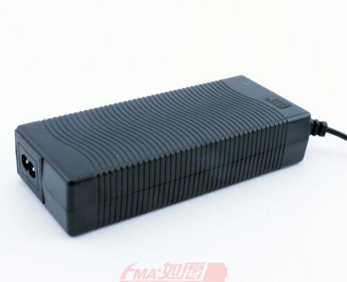 Smart Charger 54.6V 2A for 13S 46.8V LiIon LiPo 15S 48V Li-Fe Battery UST