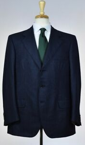 Brioni-Mens-039-Chigi-039-Super-160-039-s-Fleece-Wool-Suit-Size-38-48-R-NEW-6400
