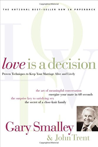 `Smalley, Gary/ Trent, John`-Love Is A Decision (US IMPORT) BOOK NEU