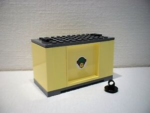 LEGO Eisenbahn Container hellgelb für 3677, 7898, 7939, 60052 - NEU 1 - Sachsen-Anhalt, Deutschland - LEGO Eisenbahn Container hellgelb für 3677, 7898, 7939, 60052 - NEU 1 - Sachsen-Anhalt, Deutschland
