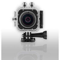 Leeda Silver Label Fishing Sports Focus Action Camera 360°
