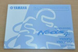 Bedienungsanleitungen Yamaha Neos 4 Yn50fu Fmu Niederländisch Gebruiksaanwijzing Bedieningsinstructies Auto & Motorrad: Teile