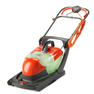 Flymo-Glider-Compact-330AX-Electric-Hover-Collect-Mower-1700W-Brand-New