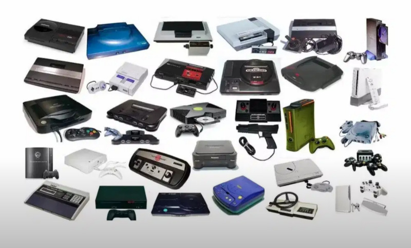 Cash Paid for Fully Working  Consoles(machines)