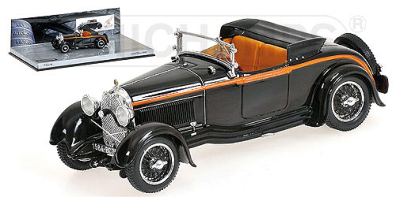 1 43 Lorraine-Dietrich Type b3-6 Sports Sports Sports roadster 1928 Minichamps 437119260 OVP 245d38