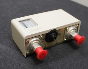 DANFOSS-Hochdruckschalter-KPS-7BS-10-32bar-PE-SPST-1-4-in-flare-Code-No-060-120