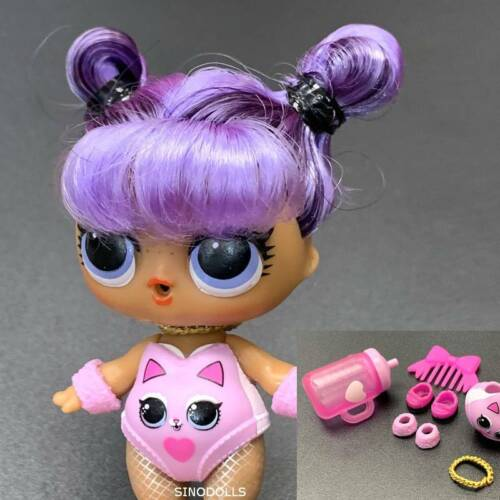 LOL Surprise  #Hairgoal Doll Daring Diva Series 1 Color Changer Toys Gift
