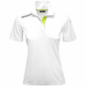pretty nice 4a0fe b1547 Details about Kappa T-shirt sport Active Jersey KAPPA4GOLF SINNAR Golf  sport Polo Shirt
