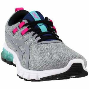 ASICS-Gel-Quantum-90-Running-Shoes-Casual-Running-Shoes-Grey-Womens