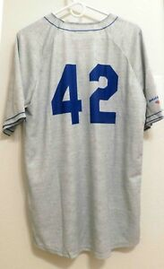 Jackie Robinson Day Jersey  42 LA Dodgers Stadium April 15 2018 ... 41a18ed23d3