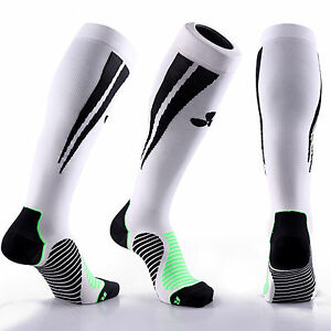 Samson ® chaussettes de compression Noir Blanc Course Gym Sport Football Hommes Femmes-afficher le titre d`origine uPxQw2Ok-07143720-170129968