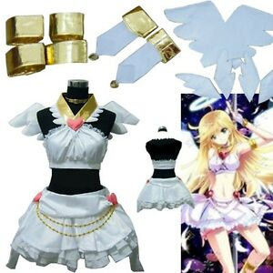 6cba2f69df6 Image is loading Panty-amp-Stocking-Garterbelt-Panty-Cosplay-Costume-UK