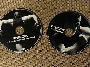 Details about 2 P90X DVDs! #3 Shoulders and Arms AND #6 Kenpo X FREE  SHIPPING!!