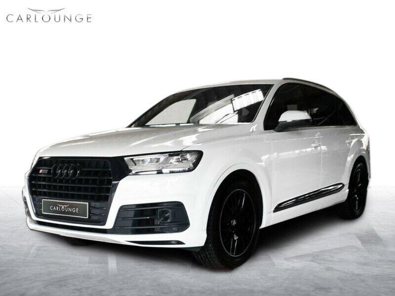 Audi SQ7 4,0 TDi quattro Tiptr. 7prs 5d - 3.207 kr.