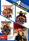 Police Academy 5 6 7 & Cop out R4 4 Movies DVD