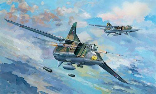 están haciendo actividades de descuento Trumpeter 1 48 Mikoyan MiG-23BN MiG-23BN MiG-23BN Flogger H 05801  Más asequible