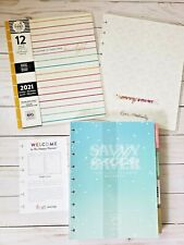 Happy Planner 2021 Budget Cover Amp Guts Only