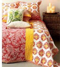 Creative Co-op Botanist Screen Printed Bed Quilt   eBay : cotton bed quilts - Adamdwight.com