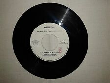 "Ray Parker Jr. & Raydio/Haircut One Hundred–Disco 45 Giri 7"" Ed. Promo Juke Box"