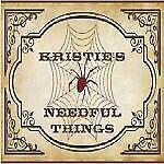 Kristie's Needful Things