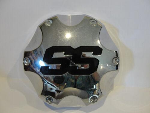 SS Custom Wheel Center Cap Chrome Finish P137SS