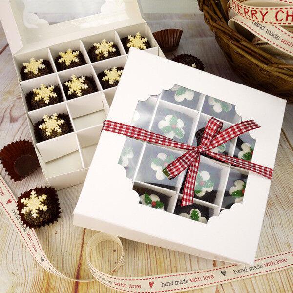 Économie blanc fenêtre Sweet Sweet fenêtre Boîtes & Inserts 13b14c
