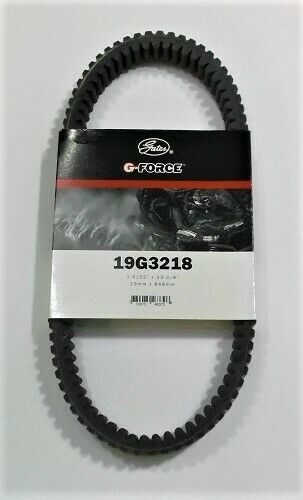 Gates G-Force Belt For Arctic Cat, Kawasaki & Suzuki Part #19G3218