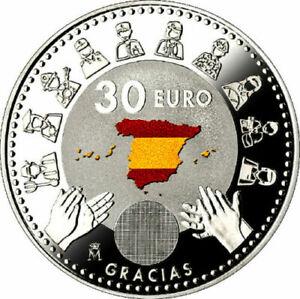 ENVIO-19-NOVIEM-30-EUROS-2020-PLATA-HOMENAJE-HEROES-CONTRA-LA-PANDEMIA-Espana