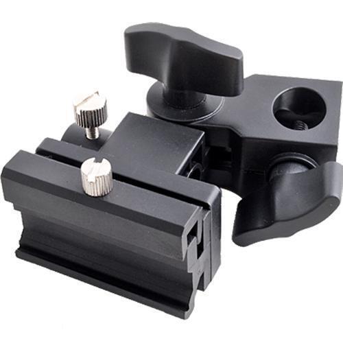 B Type Bracket Flash Hot Shoe Trigger Umbrella Holder Swivel Light Stand Adapter