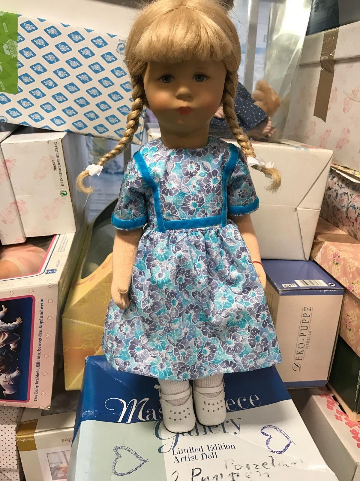 Vieja Jacinta Kruse muñeca 47 cm. véase fotos