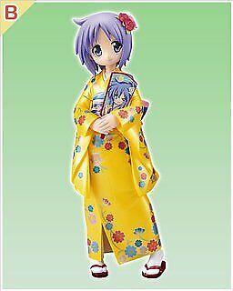 """lucky /""""Lucky Star cluster/"""" B award Tsukasa high-grade kimono figure"""