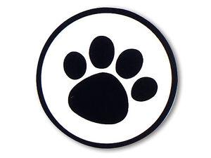 500 animal paws cello bag seals cat dog paw print labels treat