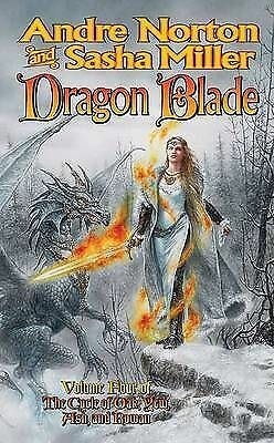 Dragon Blade: The Book of the Rowan (Cycle of Oak, Yew, Ash, and Rowan), Norton,