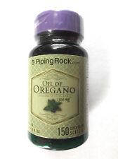 Oil of Oregano  Extract 1500 Mg 150 Liquid Softgels Pills
