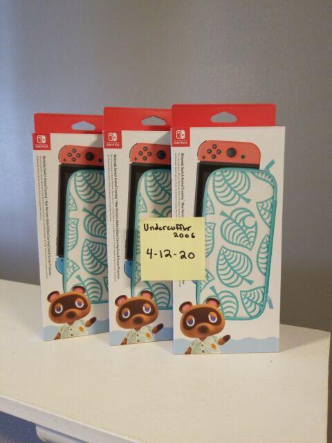 Nintendo Animal Crossing Horizons Aloha Edition Carrying ...