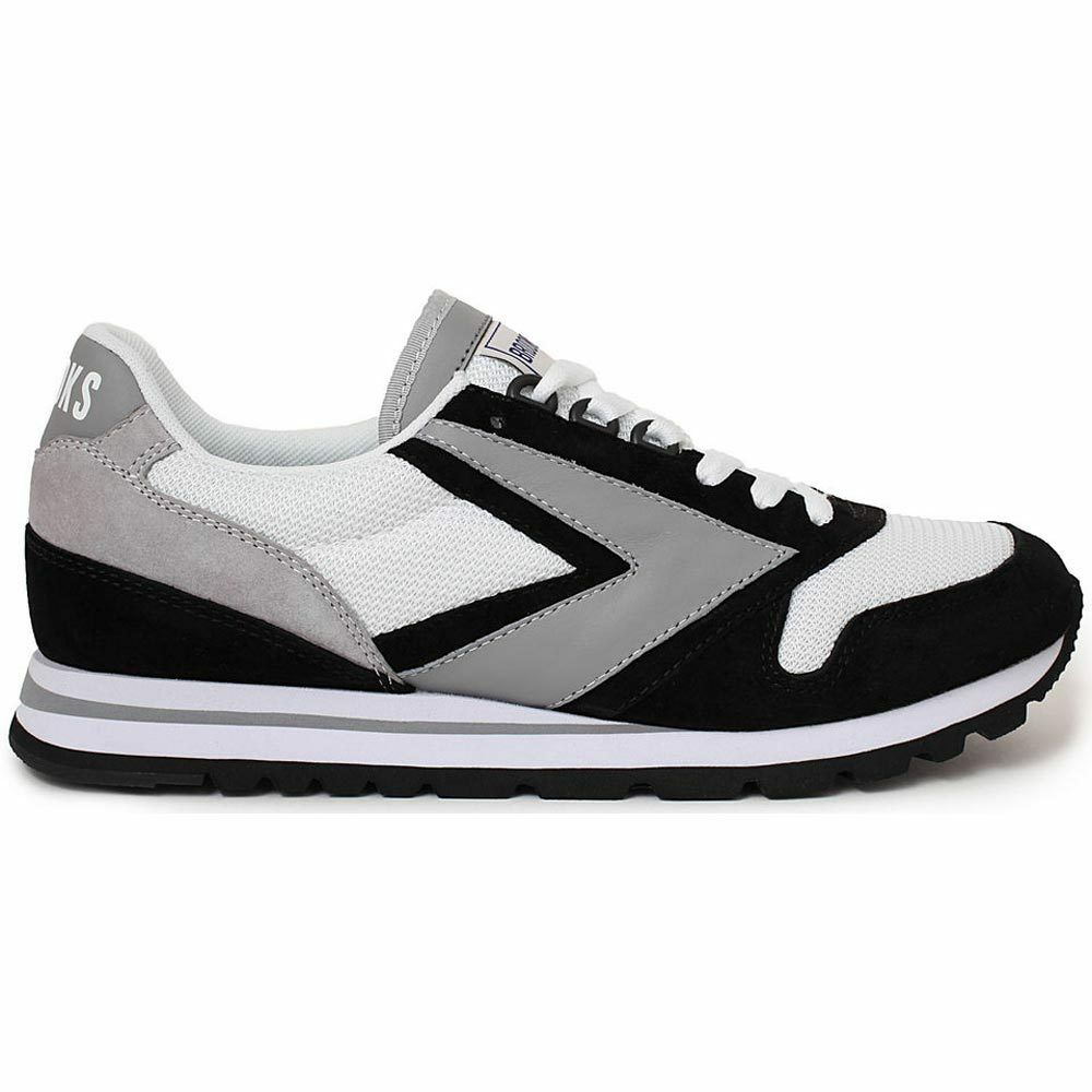 795c53bb8900 Brooks Men s Shoes Running Shoes Chariot 110178 1D 099 Black Black Black  White d5812b