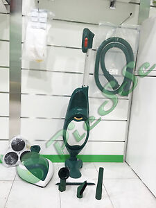 Aspirapolvere-Vorwerk-Folletto-vk-140-lucidatrice-cuore-pl-515-tubo-bocchette