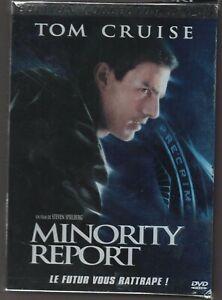 DVD - Minority Report Avec Om Cruise - Film Von Steven Spielberg