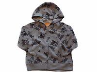 Boy's Gymboree Valentines Day Skull Jacket Hoodie 6 12 24 Months 2t 3t 4t 5t