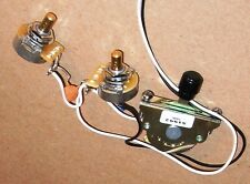 Fender Standard Telecaster CTS Pots 3 Way Switch Wiring Harness