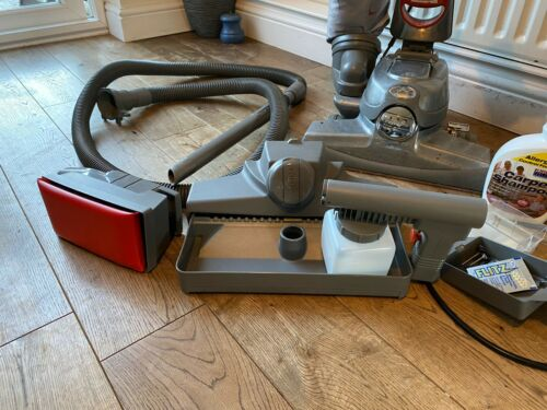 Kirby Vacuum Cleaner With Attachments. There May Be Wear But Fully Functional